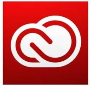 Adobe Cloud Icon
