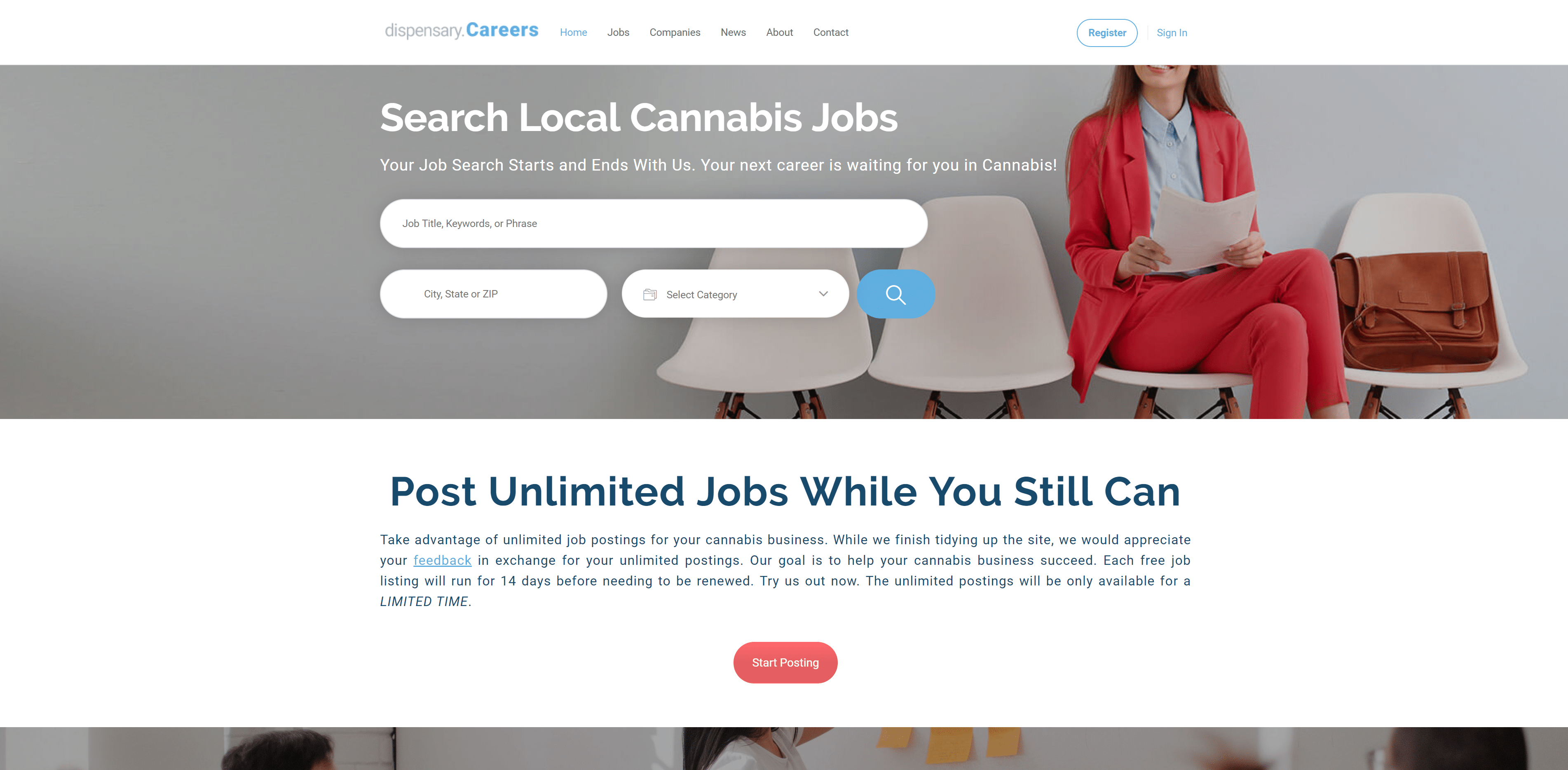 Dispensary Careers