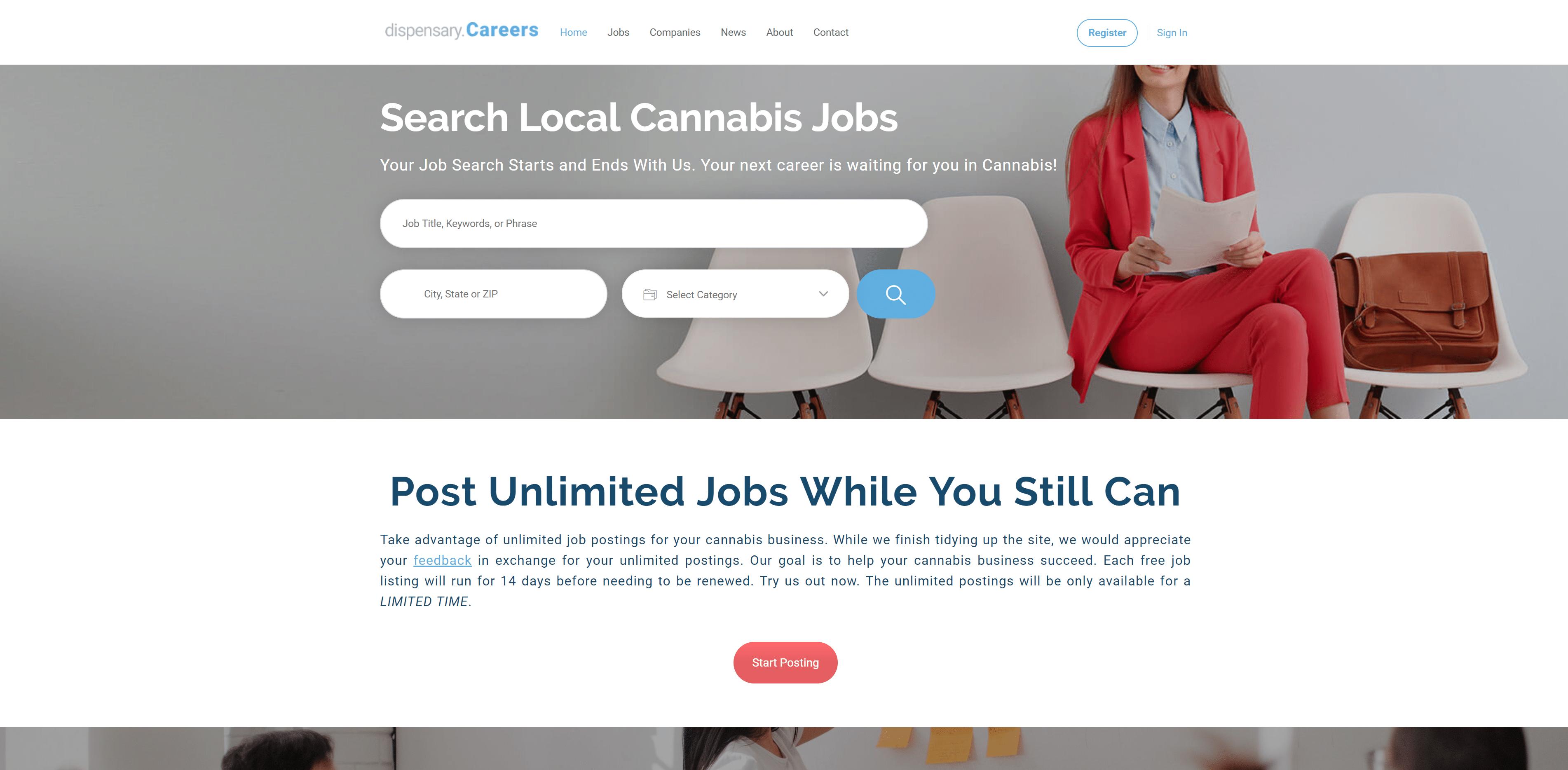 Dispensary Careers